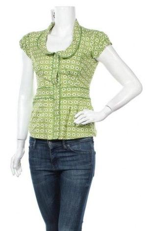 Γυναικείο πουκάμισο Next, Μέγεθος S, Χρώμα Πράσινο, 65% βαμβάκι, 31% πολυαμίδη, 4% ελαστάνη, Τιμή 11,69€