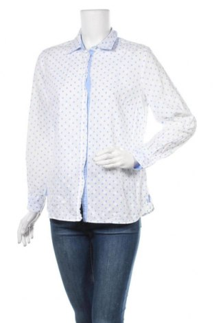 Дамска риза Peter Hahn, Размер M, Цвят Бял, Памук, Цена 35,91лв.