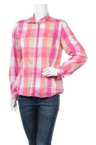 Γυναικείο πουκάμισο Schoffel, Μέγεθος XL, Χρώμα Πολύχρωμο, 70% βαμβάκι, 26% πολυαμίδη, 4% ελαστάνη, Τιμή 14,35€