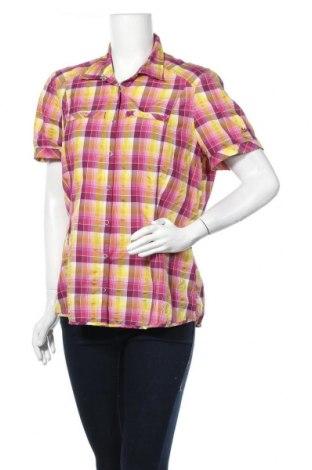 Γυναικείο πουκάμισο Schoffel, Μέγεθος XL, Χρώμα Πολύχρωμο, 98% πολυαμίδη, 2% ελαστάνη, Τιμή 7,27€