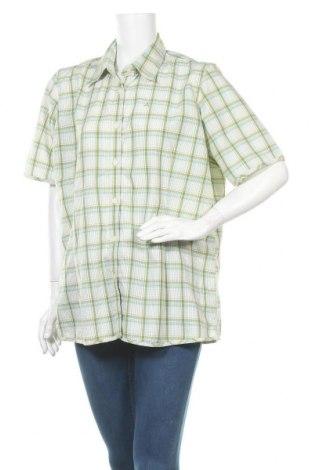 Γυναικείο πουκάμισο Schoffel, Μέγεθος XL, Χρώμα Πολύχρωμο, Πολυεστέρας, Τιμή 16,62€