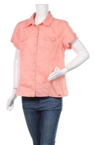Дамска риза Street One, Размер L, Цвят Розов, Памук, Цена 17,96лв.