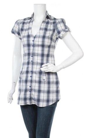 Γυναικείο πουκάμισο Tally Weijl, Μέγεθος M, Χρώμα Πολύχρωμο, 68% βαμβάκι, 29% πολυεστέρας, 3% ελαστάνη, Τιμή 11,69€