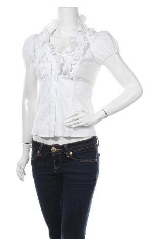 Γυναικείο πουκάμισο Tally Weijl, Μέγεθος S, Χρώμα Λευκό, Τιμή 9,09€