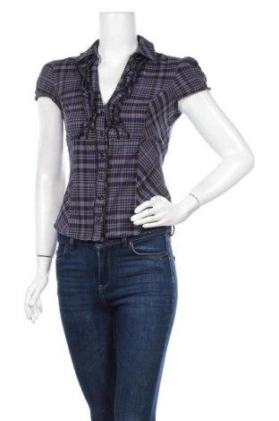 Γυναικείο πουκάμισο Tally Weijl, Μέγεθος S, Χρώμα Βιολετί, Τιμή 9,74€