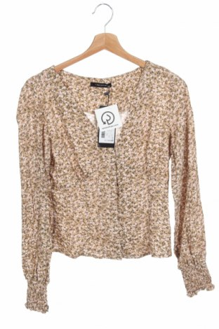 Γυναικείο πουκάμισο Trendyol, Μέγεθος S, Χρώμα Πολύχρωμο, Βισκόζη, Τιμή 14,20€