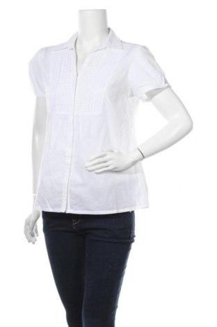 Γυναικείο πουκάμισο Woman By Tchibo, Μέγεθος M, Χρώμα Λευκό, Τιμή 7,31€