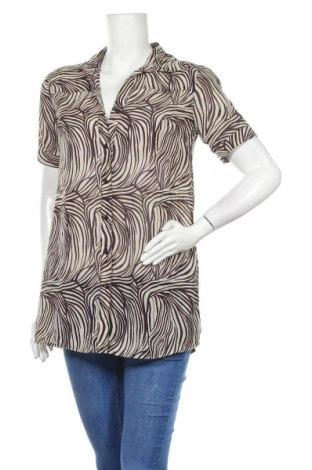 Γυναικείο πουκάμισο Your Sixth Sense, Μέγεθος L, Χρώμα  Μπέζ, Τιμή 3,64€