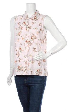 Дамска риза Zebra, Размер L, Цвят Розов, Вискоза, Цена 12,50лв.