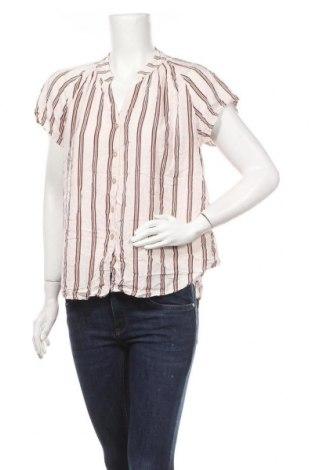 Дамска риза Zebra, Размер S, Цвят Бежов, Вискоза, Цена 16,96лв.