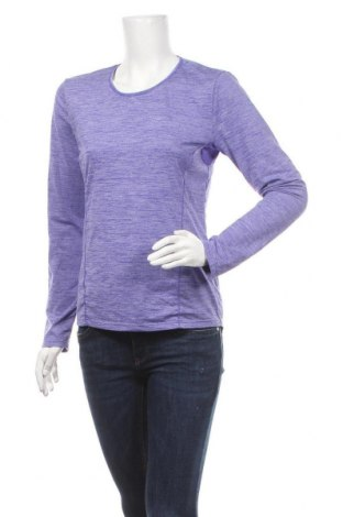 Γυναικεία αθλητική μπλούζα Active By Tchibo, Μέγεθος M, Χρώμα Βιολετί, Τιμή 10,39€