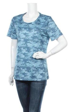 Γυναικεία αθλητική μπλούζα Crane, Μέγεθος L, Χρώμα Μπλέ, Πολυεστέρας, Τιμή 9,74€