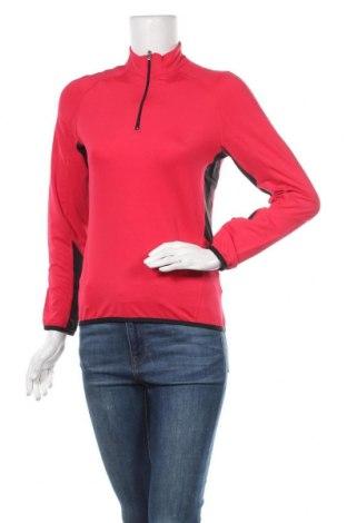 Γυναικεία αθλητική μπλούζα Crane, Μέγεθος M, Χρώμα Κόκκινο, 90% πολυεστέρας, 10% ελαστάνη, Τιμή 8,44€