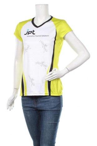 Дамска тениска, Размер M, Цвят Многоцветен, Полиестер, Цена 11,76лв.