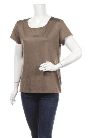 Дамска тениска 212 Collection, Размер L, Цвят Кафяв, 92% полиамид, 8% еластан, Цена 7,56лв.