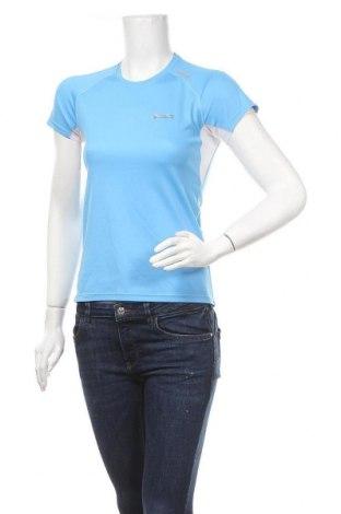 Дамска тениска ASICS, Размер S, Цвят Син, Цена 4,46лв.