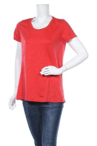 Дамска тениска Active By Tchibo, Размер L, Цвят Червен, Полиамид, Цена 5,88лв.