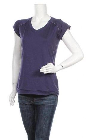 Γυναικείο t-shirt Active By Tchibo, Μέγεθος L, Χρώμα Μπλέ, 92% πολυαμίδη, 8% ελαστάνη, Τιμή 8,77€