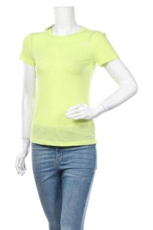 Дамска тениска Adidas, Размер XS, Цвят Зелен, Цена 18,48лв.