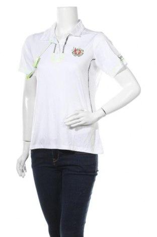 Дамска тениска Antigua, Размер M, Цвят Бял, Полиестер, Цена 6,04лв.