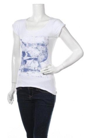 Γυναικείο t-shirt Atmosphere, Μέγεθος M, Χρώμα Λευκό, Τιμή 8,77€