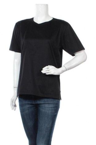 Дамска тениска Barisal, Размер M, Цвят Черен, Памук, Цена 6,62лв.