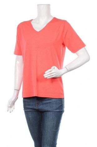 Дамска тениска Barisal, Размер L, Цвят Оранжев, 95% вискоза, 5% еластан, Цена 7,56лв.