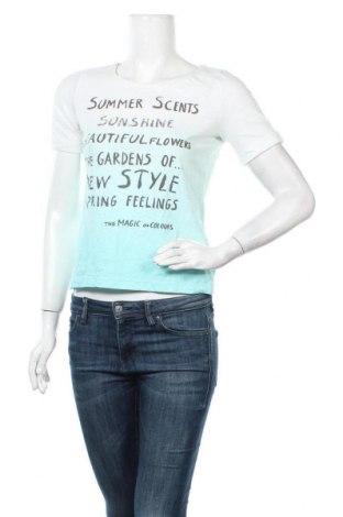 Γυναικείο t-shirt Betty Barclay, Μέγεθος S, Χρώμα Μπλέ, Τιμή 20,78€