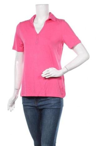 Γυναικείο t-shirt Bexleys, Μέγεθος S, Χρώμα Ρόζ , 95% βισκόζη, 5% ελαστάνη, Τιμή 10,39€