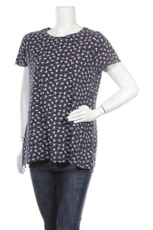 Дамска тениска Bpc Bonprix Collection, Размер XL, Цвят Син, Цена 17,85лв.