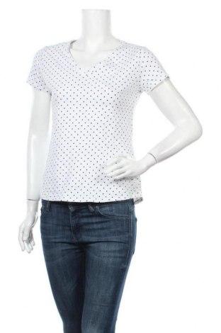 Γυναικείο t-shirt C&A, Μέγεθος S, Χρώμα Λευκό, Βαμβάκι, Τιμή 9,74€