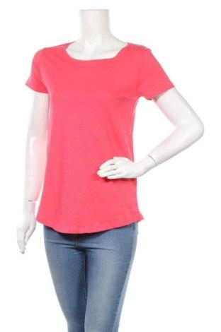 Γυναικείο t-shirt C&A, Μέγεθος S, Χρώμα Ρόζ , Βαμβάκι, Τιμή 11,11€