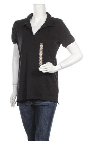 Γυναικείο t-shirt C&A, Μέγεθος XL, Χρώμα Μαύρο, Βαμβάκι, Τιμή 8,64€