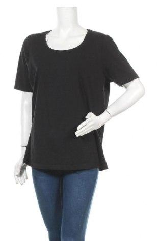 Γυναικείο t-shirt Charles Vogele, Μέγεθος XL, Χρώμα Μαύρο, 95% βαμβάκι, 5% ελαστάνη, Τιμή 8,83€