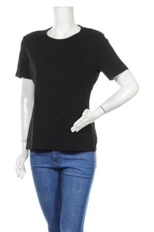 Γυναικείο t-shirt Charles Vogele, Μέγεθος XL, Χρώμα Μαύρο, Τιμή 11,04€