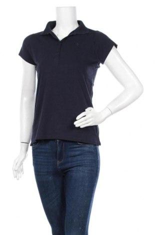 Дамска тениска Chicoree, Размер M, Цвят Син, 95% памук, 5% еластан, Цена 15,75лв.