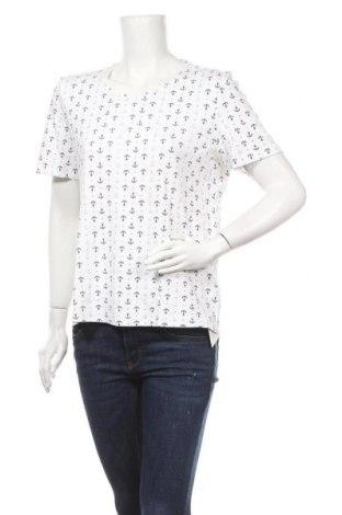 Γυναικείο t-shirt Christian Berg, Μέγεθος XL, Χρώμα Λευκό, Βαμβάκι, Τιμή 11,04€