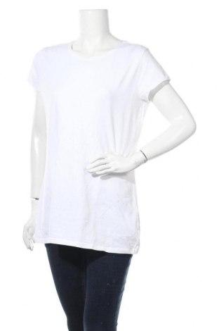 Дамска тениска Colours Of The World, Размер XL, Цвят Бял, 95% памук, 5% еластан, Цена 13,65лв.