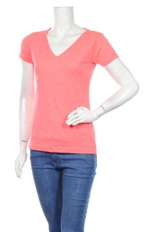 Дамска тениска Colours Of The World, Размер XS, Цвят Розов, 65% полиестер, 35% памук, Цена 15,12лв.