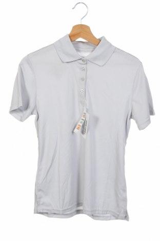 Дамска тениска Core365, Размер XS, Цвят Сив, Полиестер, Цена 9,66лв.