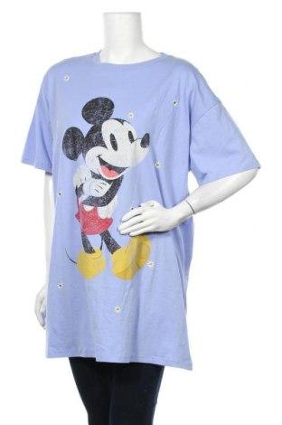 Γυναικείο t-shirt Cotton On, Μέγεθος M, Χρώμα Μπλέ, Βαμβάκι, Τιμή 12,37€
