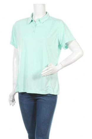 Дамска тениска Crane, Размер XL, Цвят Зелен, Полиестер, Цена 6,83лв.