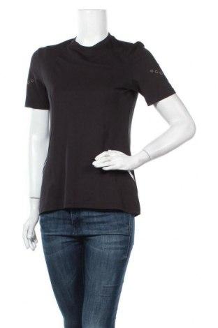 Дамска тениска Crivit, Размер M, Цвят Черен, Цена 13,23лв.