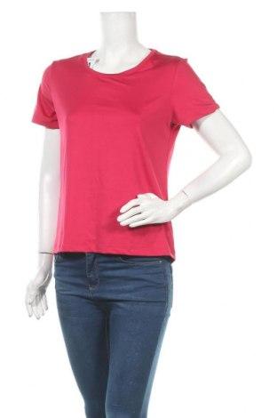 Дамска тениска Crivit, Размер M, Цвят Розов, 90% полиестер, 10% еластан, Цена 12,60лв.