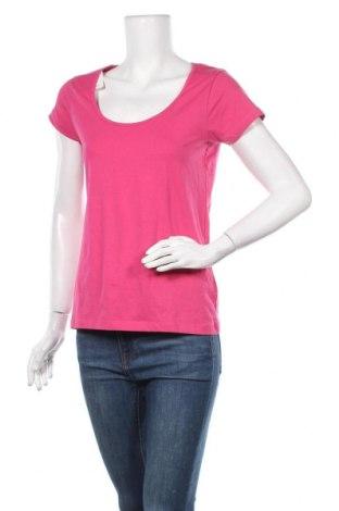 Дамска тениска Crivit, Размер M, Цвят Розов, 95% памук, 5% еластан, Цена 5,51лв.
