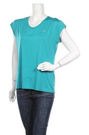 Дамска тениска Domyos, Размер L, Цвят Зелен, Цена 13,23лв.