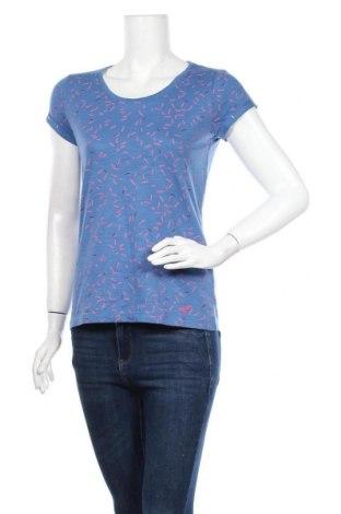 Γυναικείο t-shirt Edc By Esprit, Μέγεθος XS, Χρώμα Μπλέ, Βαμβάκι, Τιμή 9,87€