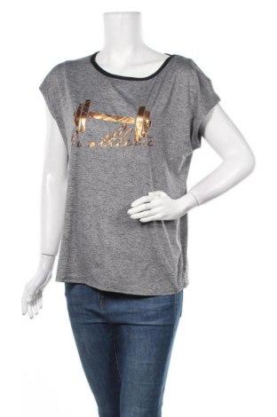 Дамска тениска Ergee, Размер S, Цвят Сив, Цена 6,98лв.