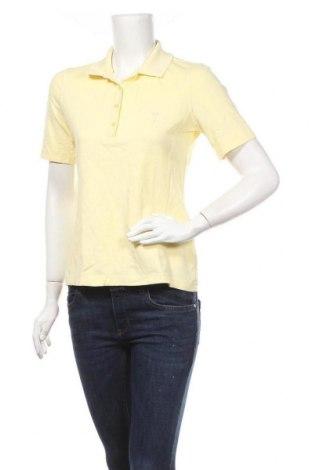 Γυναικείο t-shirt Golfino, Μέγεθος M, Χρώμα Κίτρινο, Τιμή 10,91€
