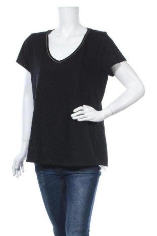 Γυναικείο t-shirt Grain De Malice, Μέγεθος XL, Χρώμα Μαύρο, Τιμή 8,18€